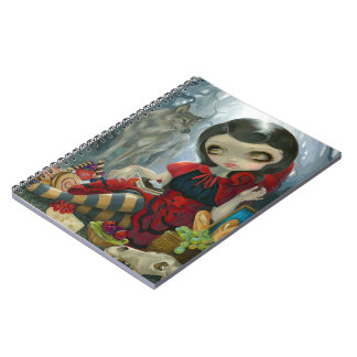 Red Riding Hood s Picnic Notebook