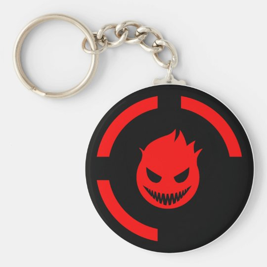 Red Ring of Death Keychain