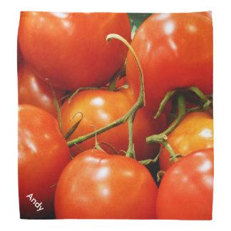 Red Ripe Tomatoes Bandana