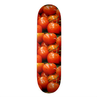 Red Ripe Tomatoes Skateboard Deck