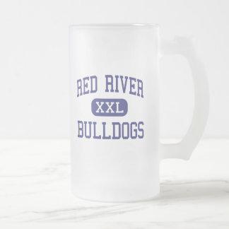 Red River - Bulldogs - Junior - Coushatta Coffee Mugs