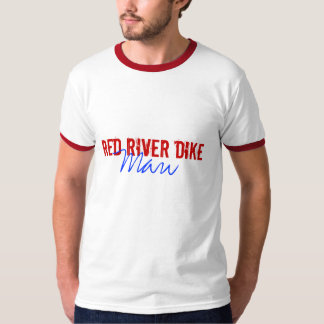 Red River Dike Man T-Shirt