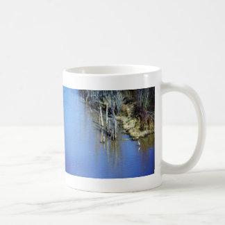 Red River Egret Mug