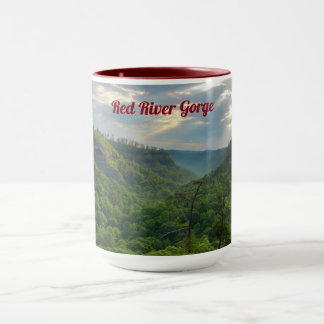 Red River Gorge Coffee Mug