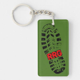 Red River Gorge Keychain