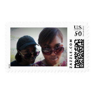 Red River Gorge, KY  Mother & Daughter Postage