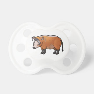 Red River Hog Pacifier