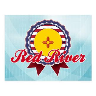 Red River, nanómetro Tarjetas Postales