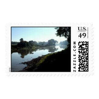 Red River of the North 2007 Postage