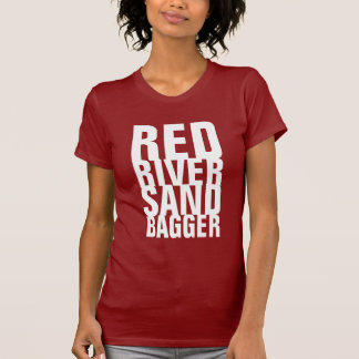 RED RIVER SAND BAGGER T-Shirt