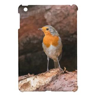 Red Robin bird iPad Mini Cases
