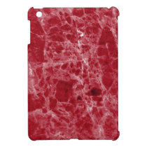 Red Rock Abstract Case For The iPad Mini