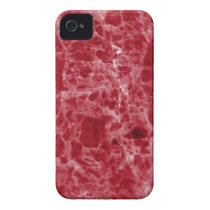 Red Rock Abstract Case-Mate iPhone 4 Case