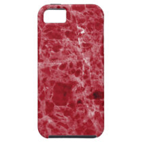 Red Rock Abstract iPhone SE/5/5s Case
