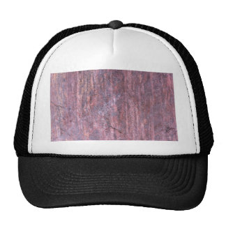 Red Rock affected by weather and water over time Trucker Hat