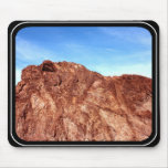 Red Rock At Hoover Dam Mousepads