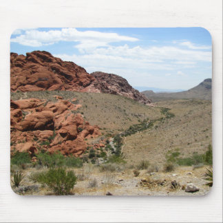 Red Rock Canyon 3 Mouse Pad