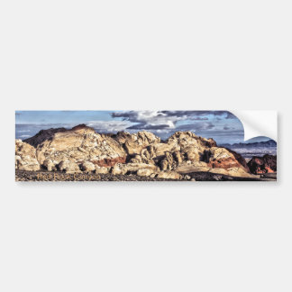 Red Rock Canyon Bumper Sticker
