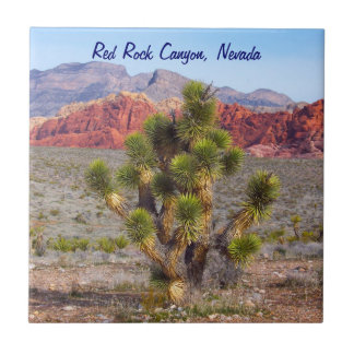 Red Rock Canyon Conservation Area Tile