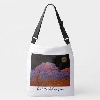 Red Rock Canyon Crossbody Bag