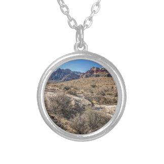 Red Rock Canyon & Dry Riverbed Custom Jewelry