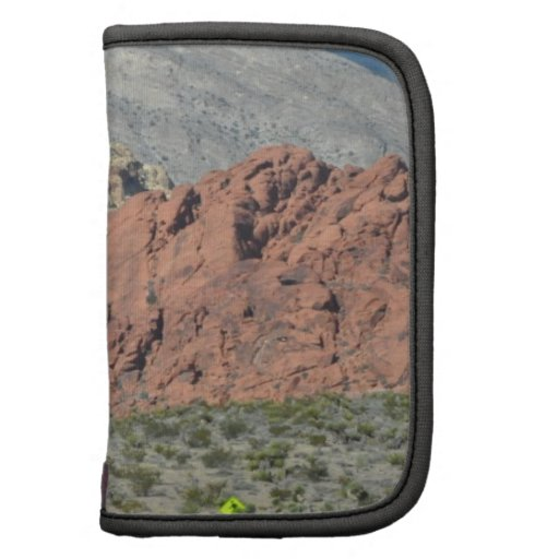 Red Rock Canyon in Nevada Folio Planner