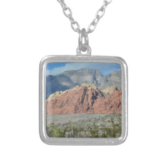 Red Rock Canyon in Nevada Custom Necklace