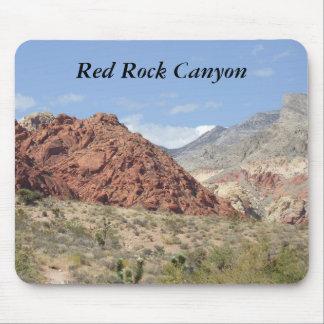 Red Rock Canyon, Mojave Desert, Near Las Vegas Mouse Pad