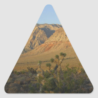 Red Rock Canyon National Conservation Area 2 Triangle Sticker