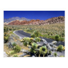 Red Rock Canyon National Conservation Area, Las Postcard