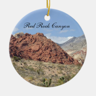Red Rock Canyon Ornament