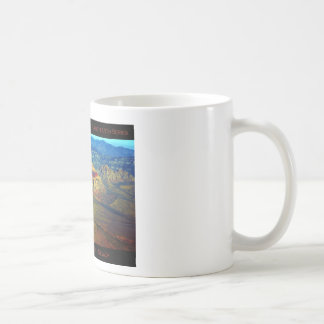 Red Rock Canyon _ Planet Art Series Mugs