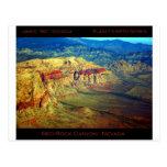 Red Rock Canyon _ Planet Art Series Postcard