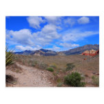 Red Rock Canyon-Postcard