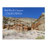 Red Rock Canyon Postcard!