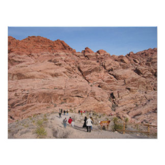 Red Rock Canyon - Print