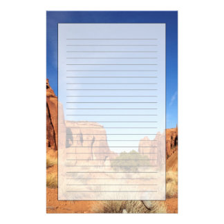 Red Rock Canyon Stationery