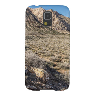 Red Rock Canyon View Galaxy S5 Cases