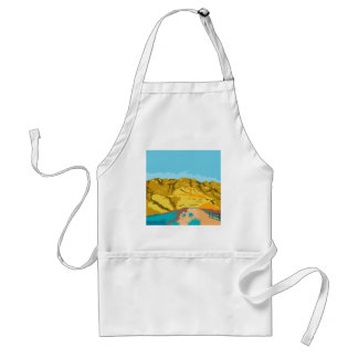 Red Rock Canyon WPA Adult Apron