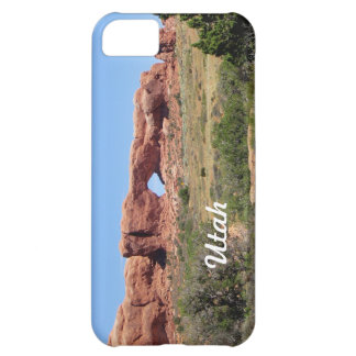 Red Rock Case For iPhone 5C