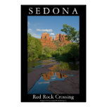 Red Rock Crossing in Sedona 4160 Poster