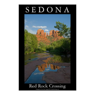 Red Rock Crossing in Sedona 4160 Poster