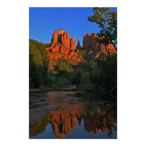 Red Rock Crossing in Sedona 685 Posters
