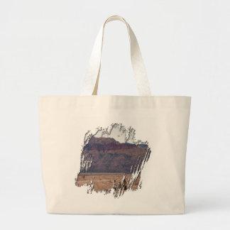 Red Rock Desert Canvas Bags