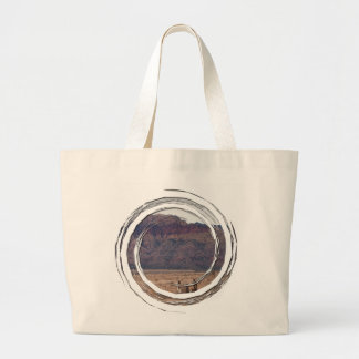Red Rock Desert Tote Bags
