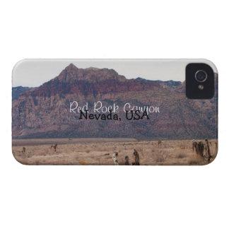 Red Rock Desert; Nevada Souvenir iPhone 4 Cases