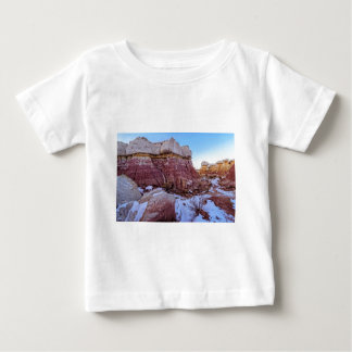 Red Rock Formation Baby T-Shirt