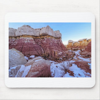 Red Rock Formation Mouse Pad
