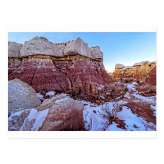 Red Rock Formation Postcard