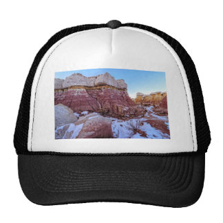 Red Rock Formation Trucker Hat